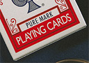 tour de magie : Pure Marked Playing Cards