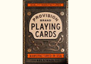 tour de magie : Provision Playing Cards