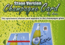 Champagne Card Stage Size