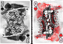 tour de magie : Limited Edition Turning Japanese Playing Cards