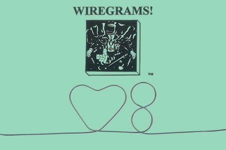 WireGram 8 de Coeur