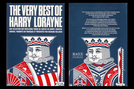 The Very Best of Harry Lorayne - harry lorayne