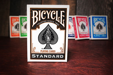 BICYCLE Deck Black back