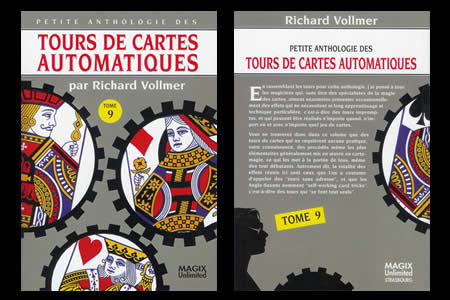 Anthologie Tours de Cartes Automatiques n°9