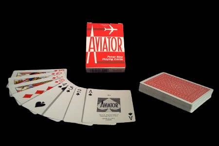 AVIATOR Deck