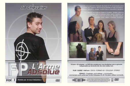 DVD FP - L'Arme Absolue