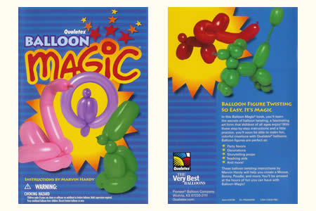 Qualatex balloon magic - marvin-l hardy
