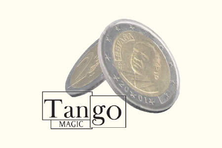 Magnetic Coin 2 /€ by Tango Magic