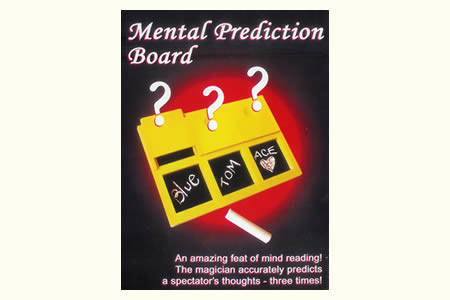 Mini Prediction Blackboards