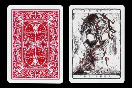 The Seer BICYCLE Card