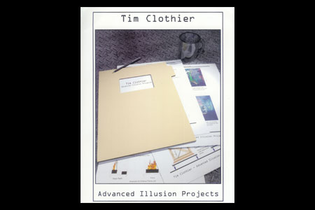 Advanced Illusion Projects - tim clothier