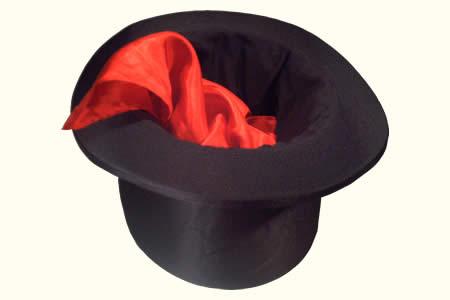 0701432f1d3b7 Magia   Chistera plegable - Sombrero de Copa