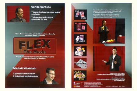 DVD Flex The Movie - mickael chatelain