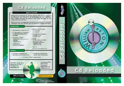 DVD Cd Reloaded (W. Eston)