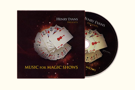 Music for magic shows