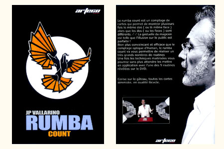 DVD Rumba Count (DVD + Cartes)