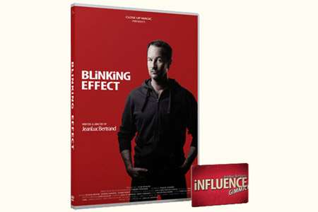 Blinking Effect (2 DVDs + Gimmick)