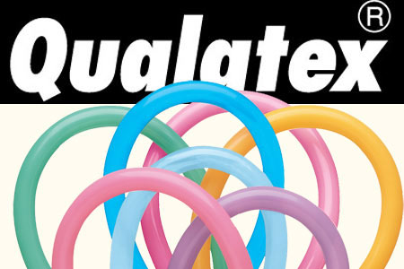 Ballons Qualatex 260 Vibrant (8 + 2 Offerts)