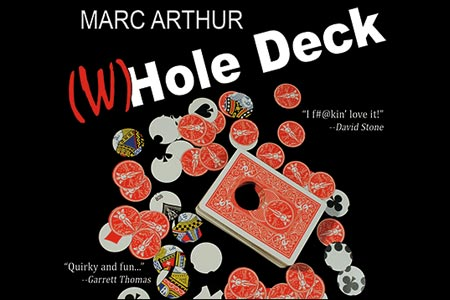 (W)Hole Deck (DVD + Gimmick)