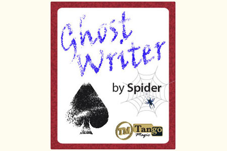 Ghost Writer (DVD + Gimmick)