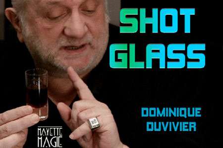 Shot Glass - dominique duvivier