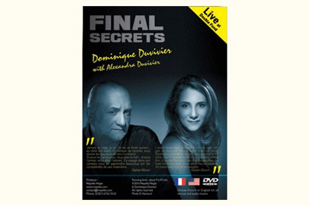 Coffret DVD Final Secrets