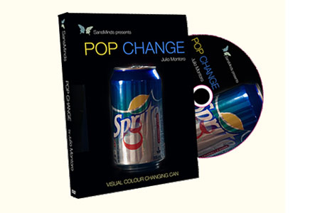 Pop Change (DVD + Gimmick)