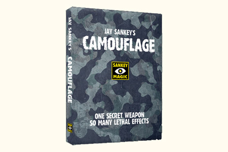 Camouflage (DVD + Gimmick)