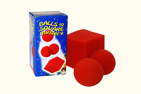 Balls to Square Mystery Plus