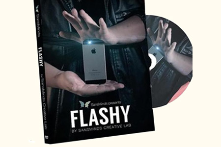 Flashy (DVD + Gimmick)