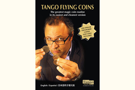Flying Coins 1 Dollar