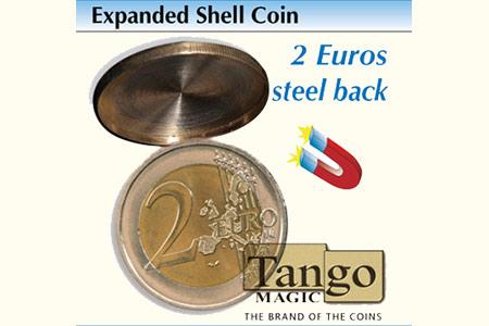 Tango Magic Flipper Coin 2 euros//50 cts Pro Elastic