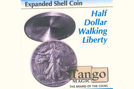 Coquille ½ Dollar walking liberty