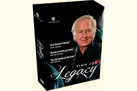 Legacy (4 DVD's pack)