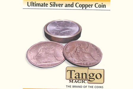 Ultimate Silver and Copper ½ Dollar/Penny