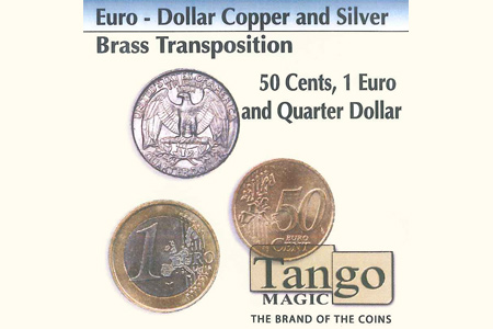 Copper and Silver brass transposition