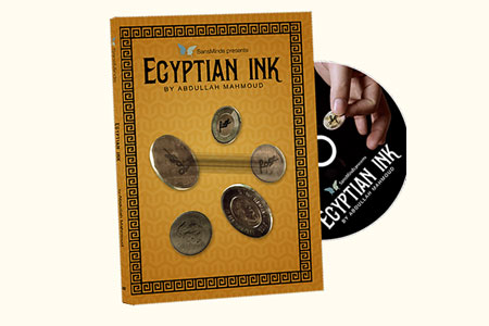 Egyptian Ink (DVD + Gimmick)