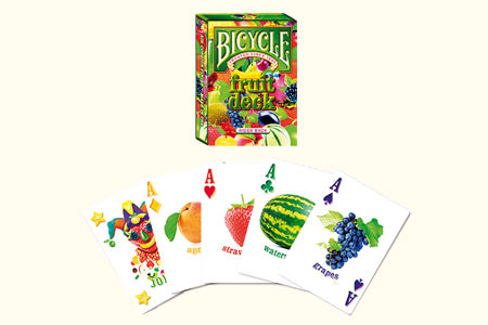 Baraja BICYCLE Fruit