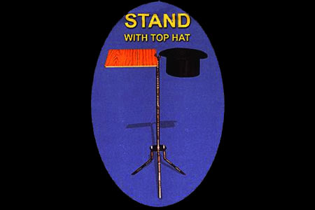 Manipulator's stand with top hat