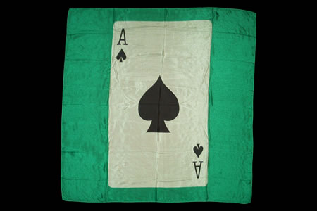 Ace of Spades Silk 36''