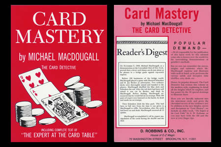 Card Mastery (Mac Dougall)