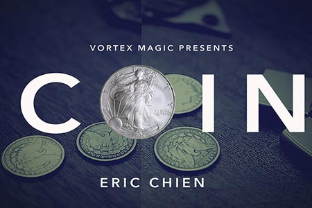 DVD Coin (Vortex Magic)