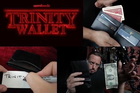 Trinity Wallet (Gimmick + Link)