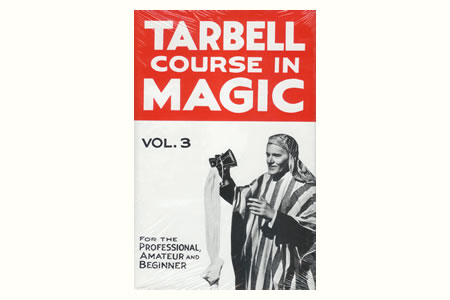 LIBRO Tarbell Course in Magic Vol.3 - dr-tarbell