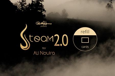 Recharges Cartes De Visite Steam 20 Par 50