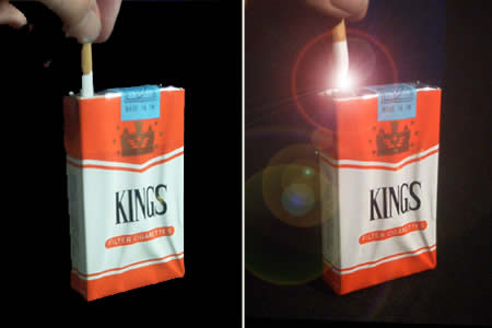 Bang Cigarette