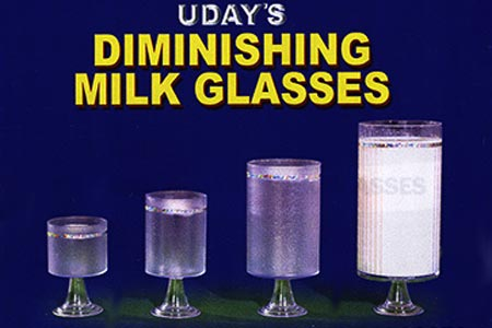 Diminishing Milk Eco