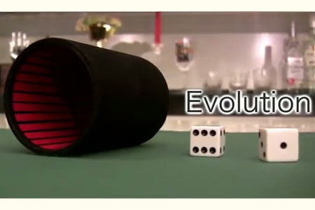 Evolution (Chop cup)