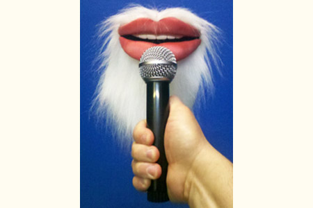 Mic-Mouth con barba (Axtell)