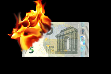 Billets flash 5 Euros New (par 10)
